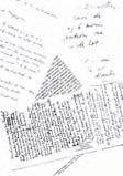 lettre A propos du Mort