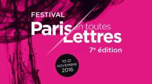 Festival Paris en toutes lettres
