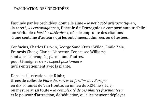Paris Normandie - Fascination des Orchidées