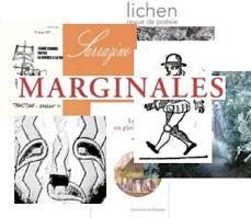 Publications - revues - Les Marginales - Pascale de Trazegnies